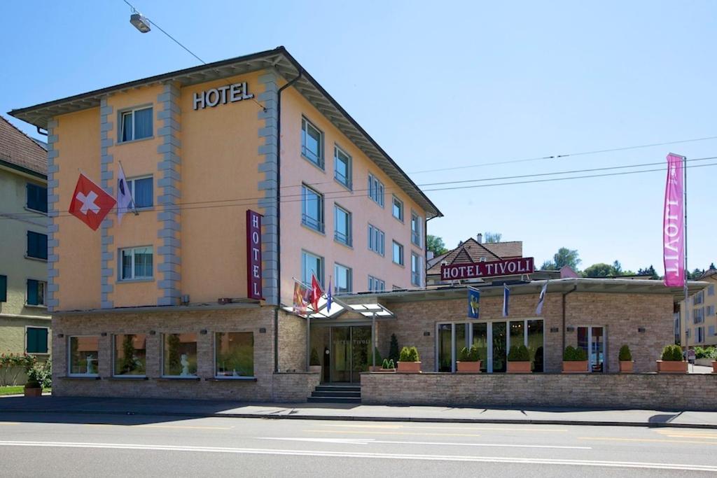 Hotel Tivoli Schlieren, Switzerland