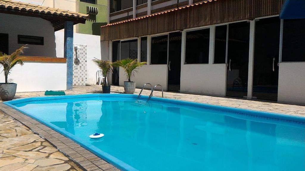 The swimming pool at or close to Pousada Boa Vida