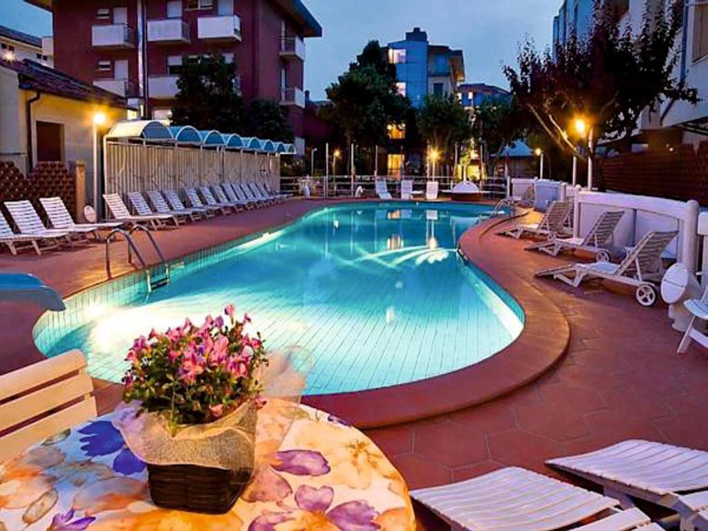 Hotel Rosalba Resort Bellaria-Igea Marina, Italy