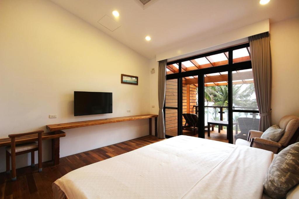 加大雙人床房-附陽台的相片(第 4 張)