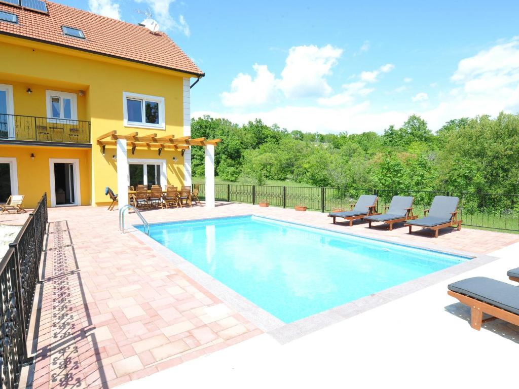 Luxurious Villa Tijarica Dalmatia in Croatia with Private Pool