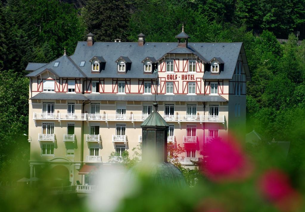 Golf Hotel Brides-les-Bains, France