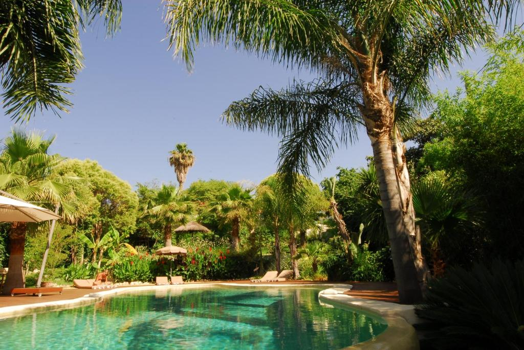 The swimming pool at or near Cannes Villa St Barth
