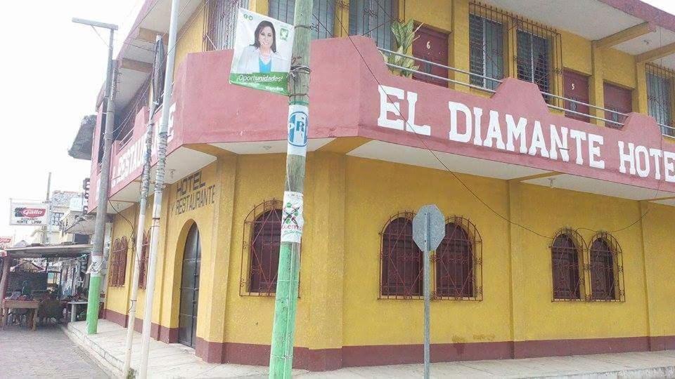 Hotel Y Restaurante El Diamante