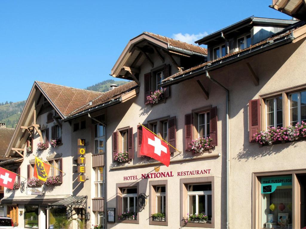 Hotel National Frutigen, Switzerland