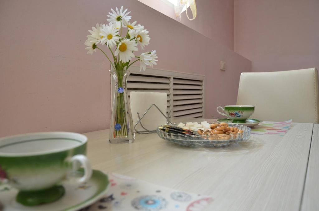 Завтрак для гостей Гостевой Дом у Марины