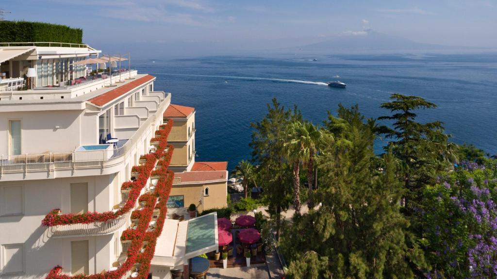 Hotel Continental Sorrento, Italy