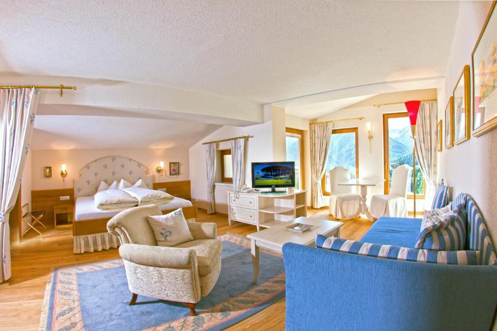 Hotel Garni Zerzer Serfaus, Austria