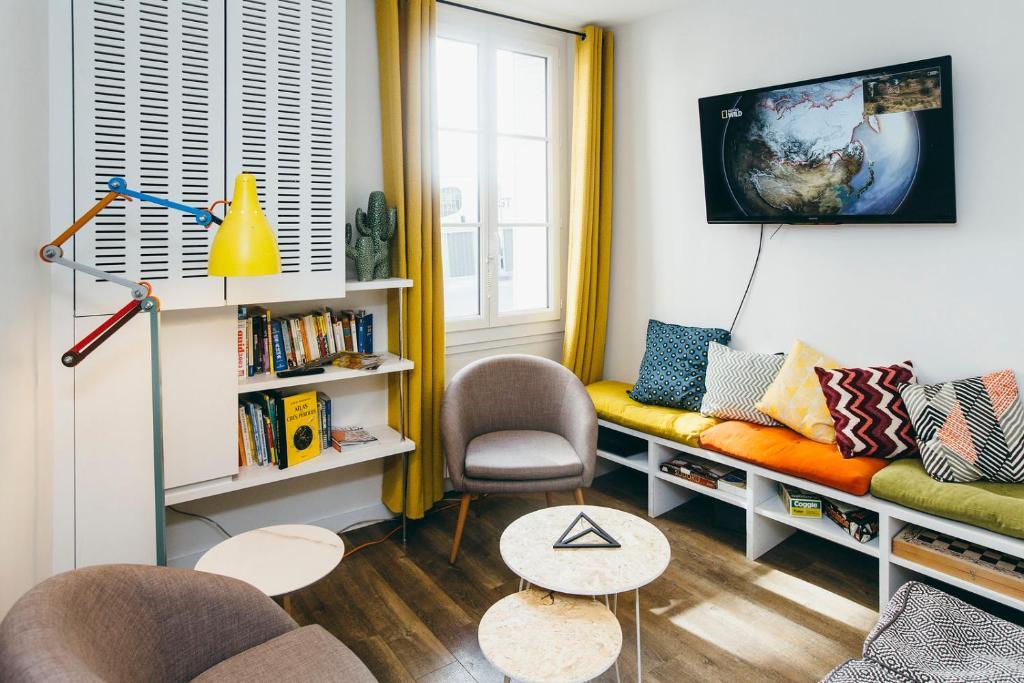 Beautiful City Hostel & Hotel - Laterooms