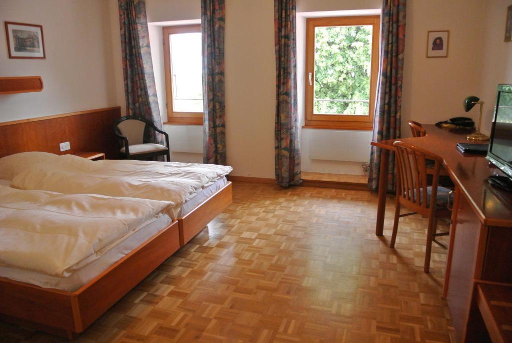 Un ou plusieurs lits dans un hébergement de l'établissement Auberge de la Réunion
