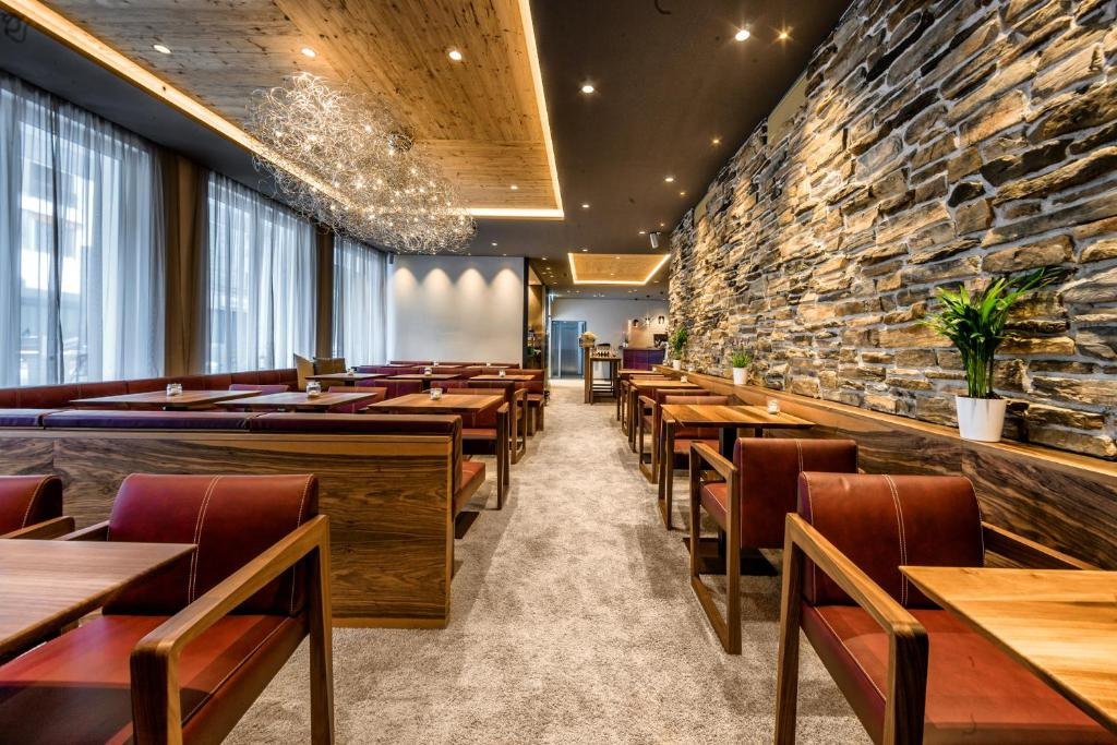 A restaurant or other place to eat at Lai Lifestyle Hotel