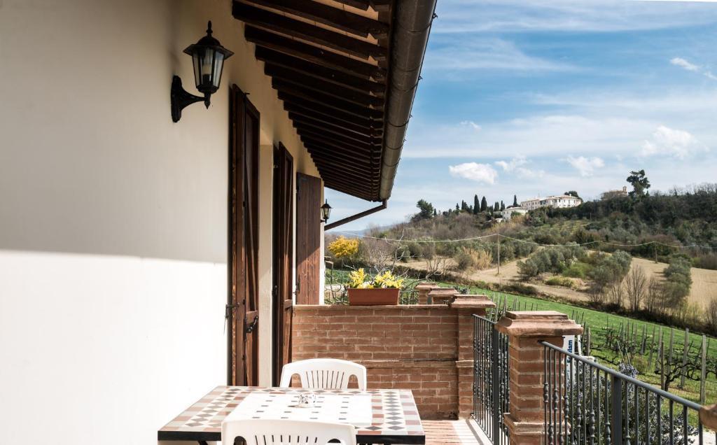 Balcone o terrazza di Agriturismo AgrileisureTime
