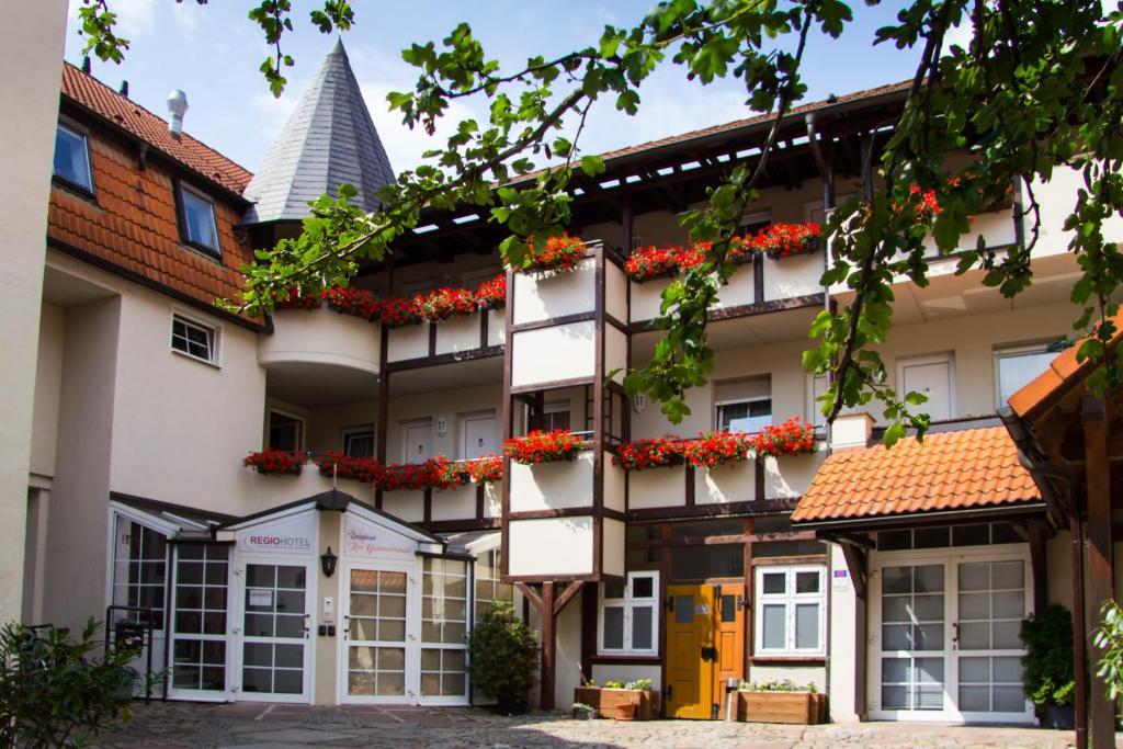 REGIOHOTEL Wolmirstedter Hof Wolmirstedt, Germany