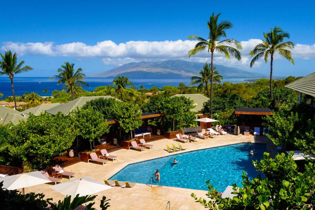 A view of the pool at Hotel Wailea, Relais & Châteaux - Adults Only or nearby