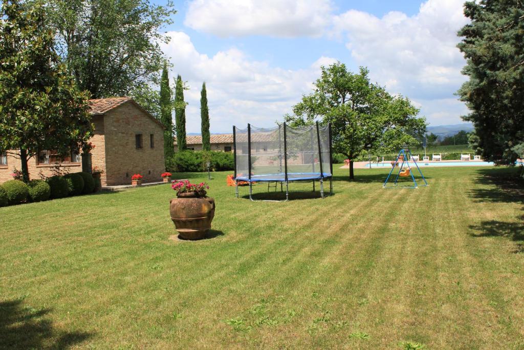 Giardino di Fattoria Borgonuovo