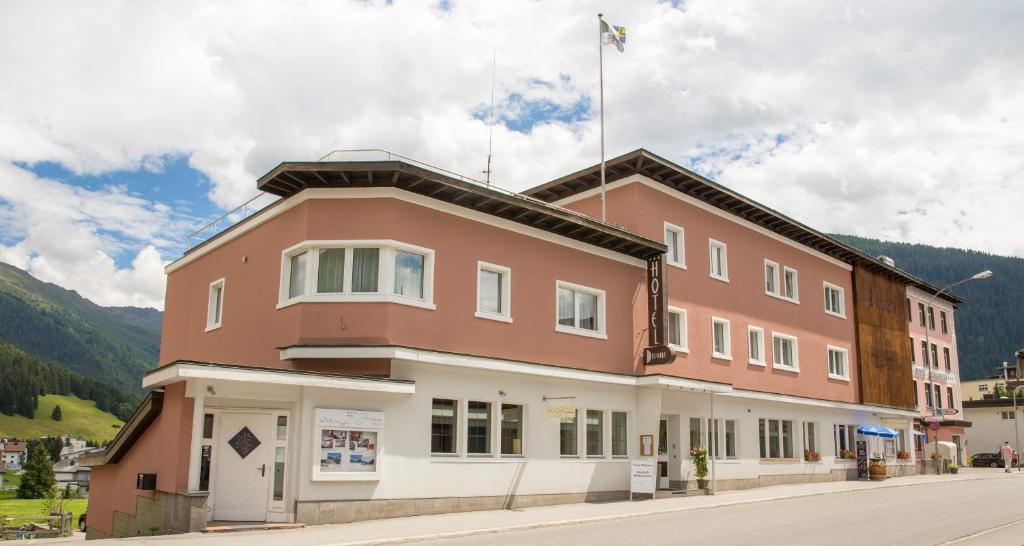 Hotel Dischma Davos, Switzerland