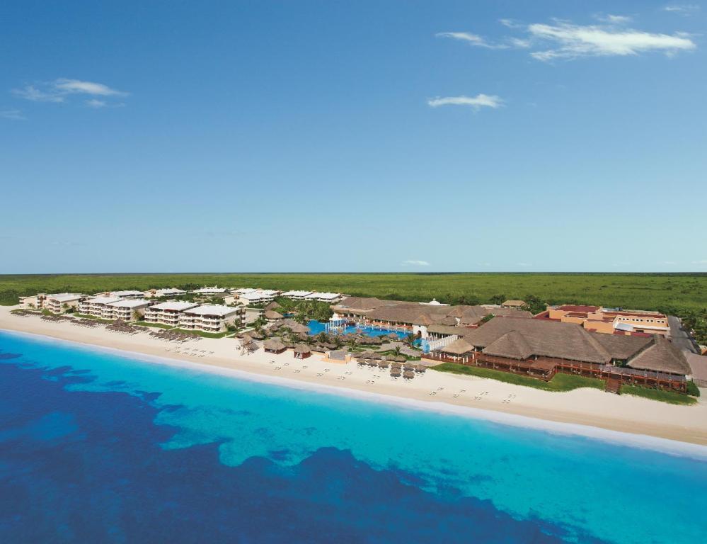 Now Sapphire Riviera Cancun с высоты птичьего полета
