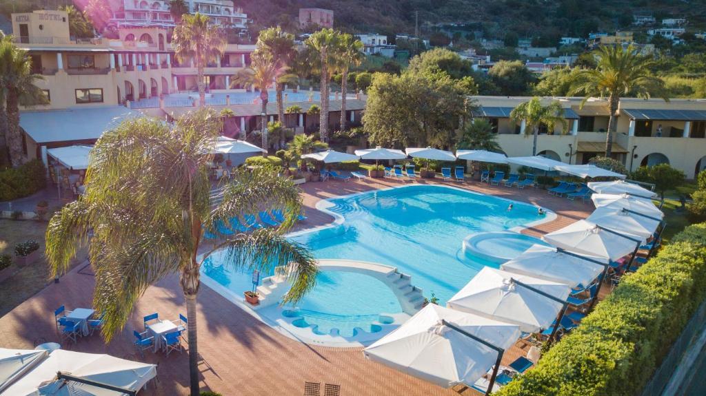 Hotel Aktea Lipari, Italy