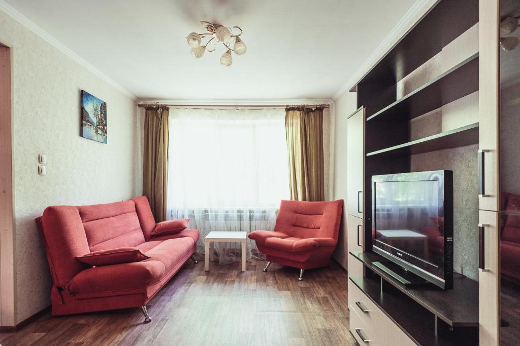 Гостиная зона в Bulvar Lenina 20