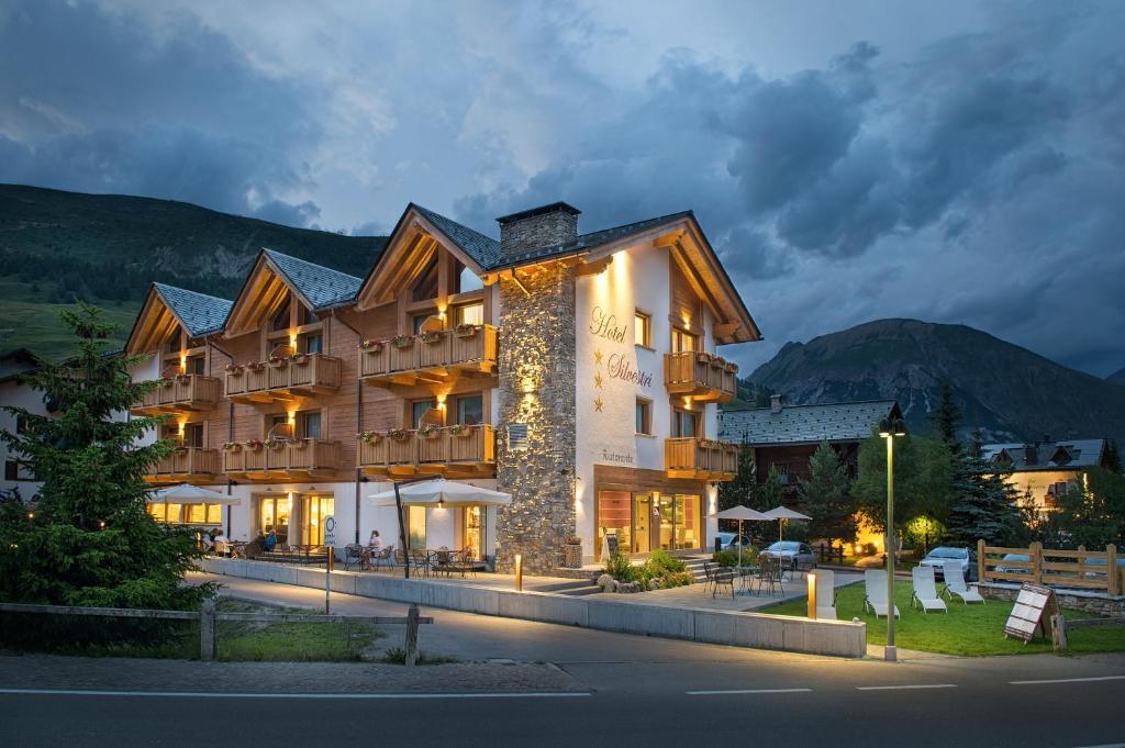 Hotel Silvestri Livigno, Italy