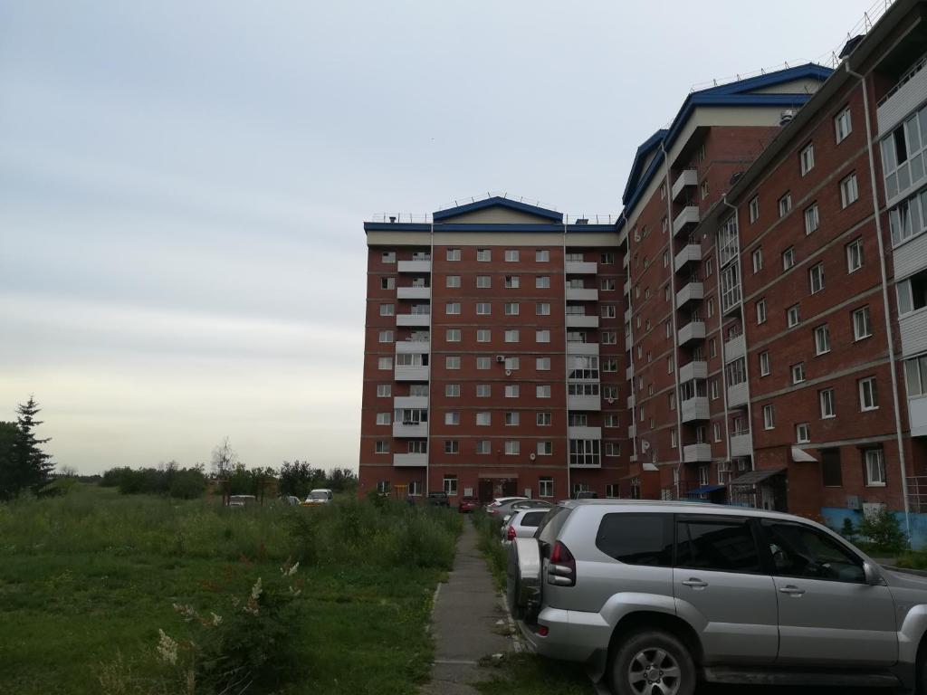Zgrada u kojoj se nalazi apartman