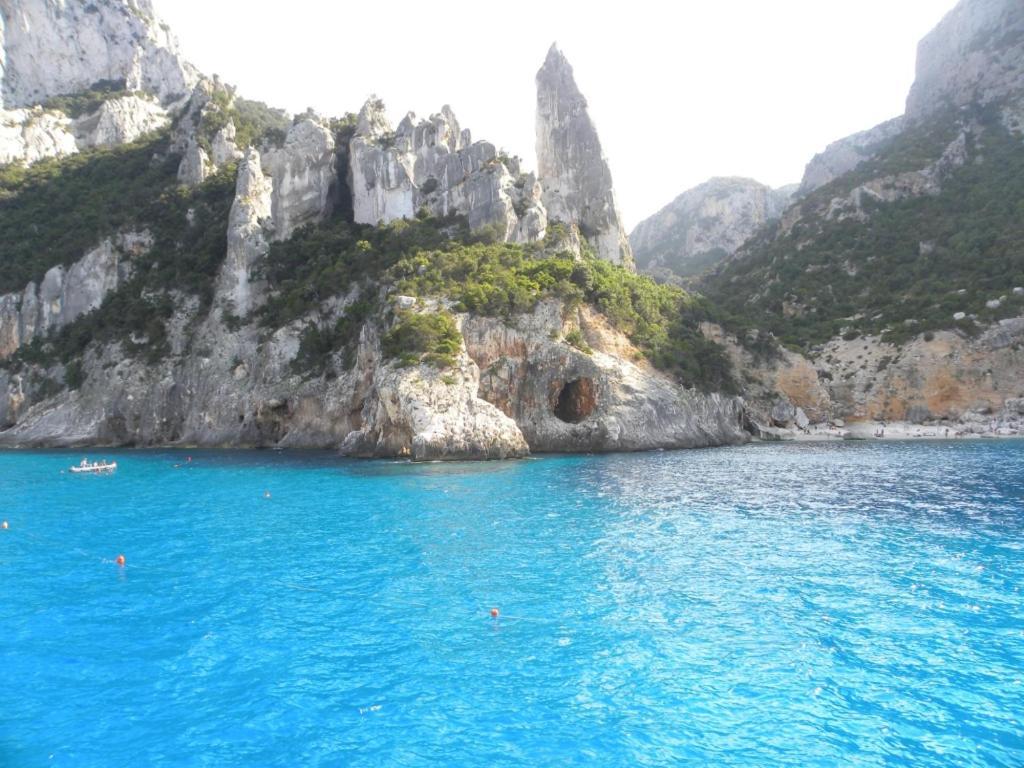The swimming pool at or near B&B Selvaggio Blu