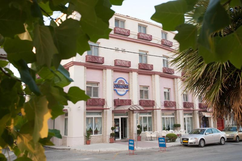 Olympos Hotel Komotini, Greece