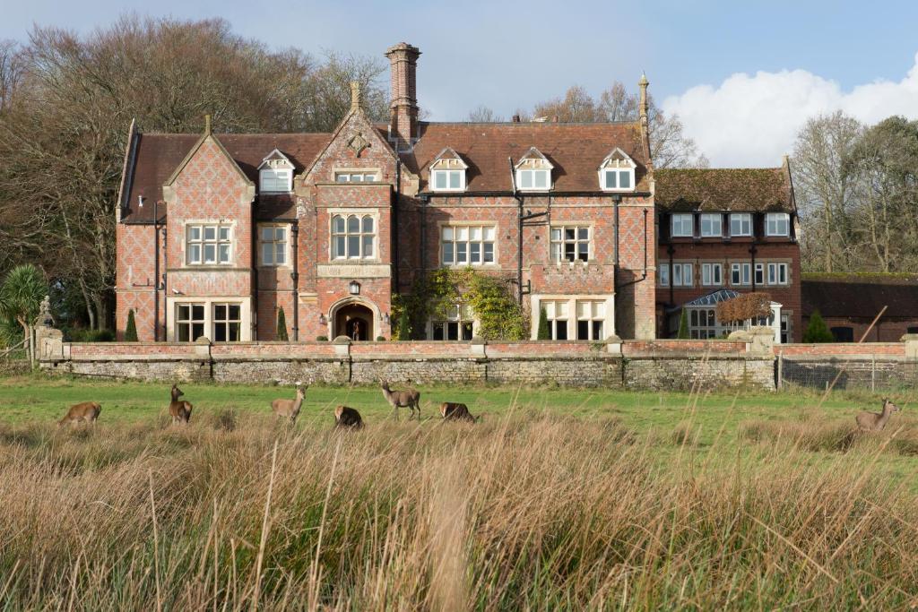 Burley Manor - Laterooms