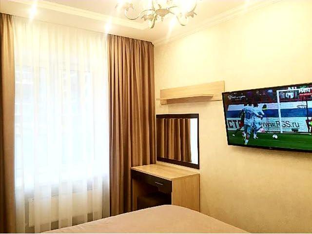 Телевизор и/или развлекательный центр в Сибгата Хакима 50
