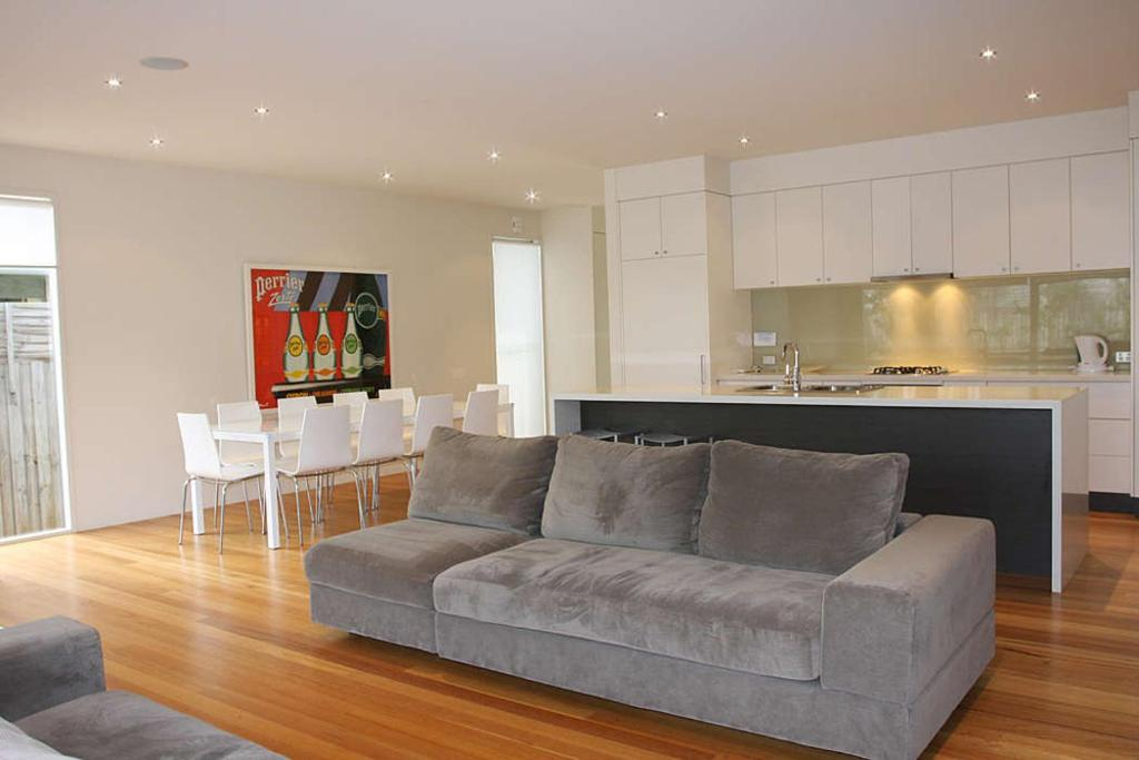 A seating area at Shortlands