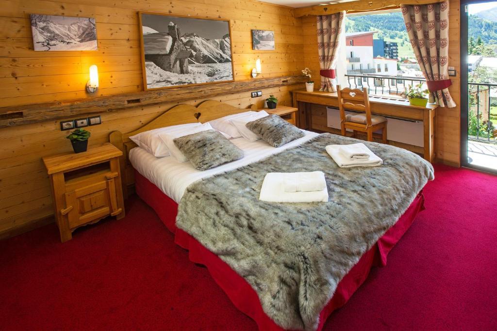 Hotel Chalet des Champions Les Deux Alpes, France