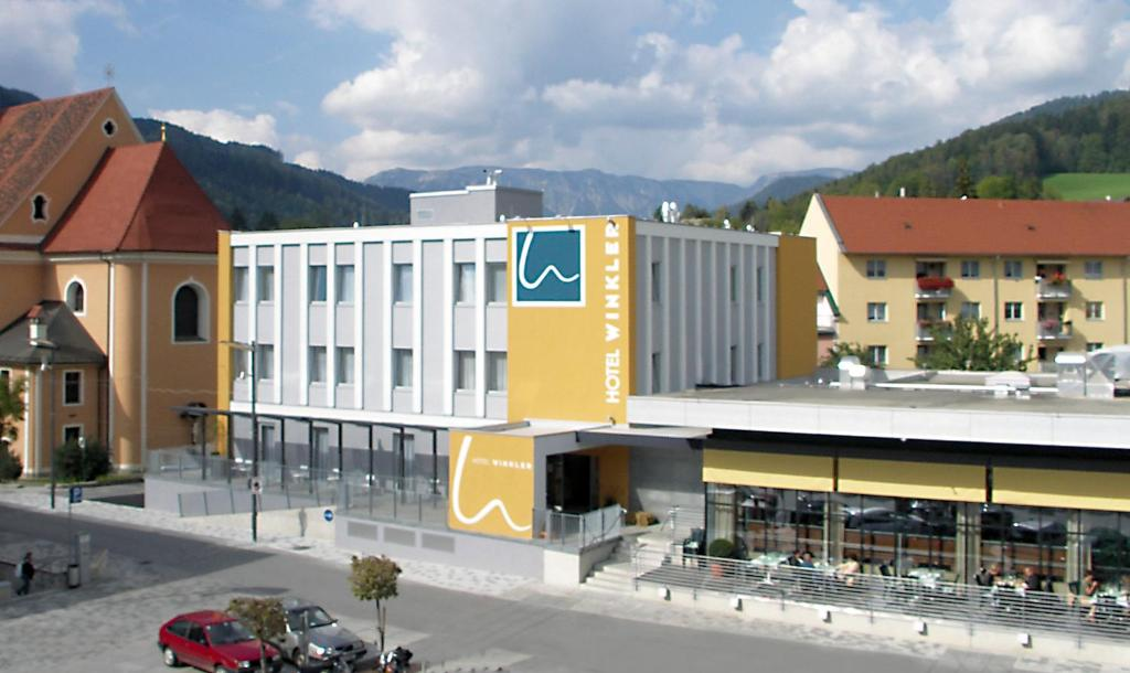 Hotel Restaurant Winkler Murzzuschlag, Austria