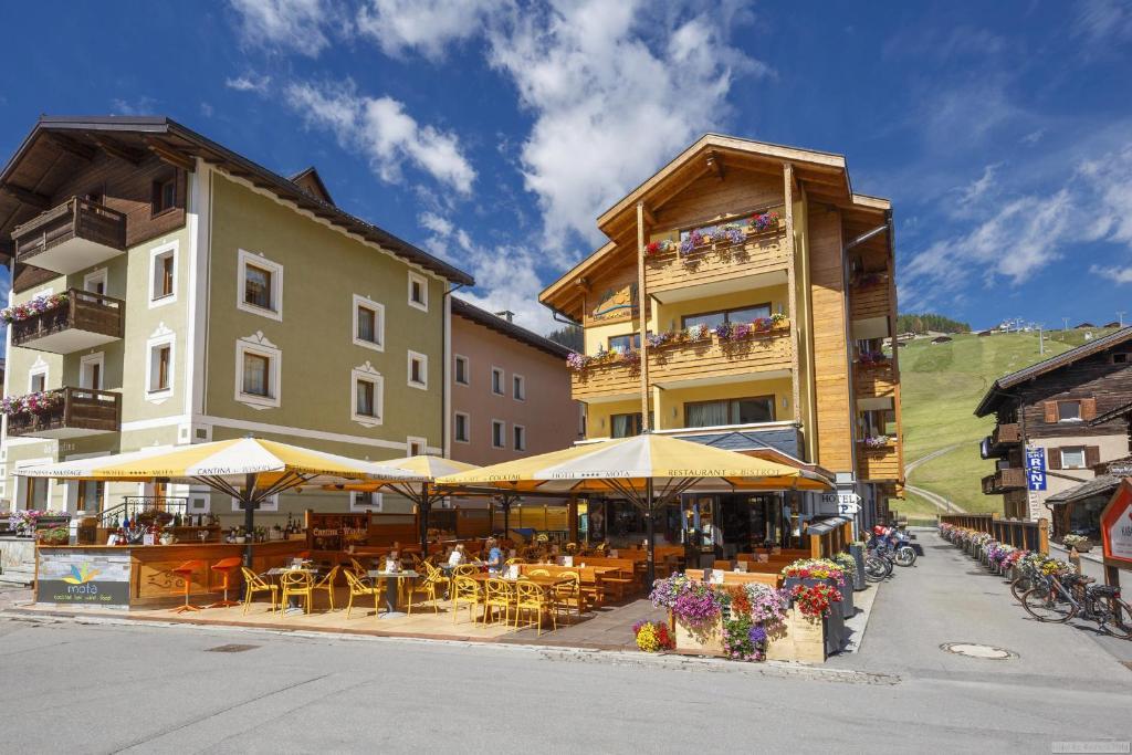 Alp Wellness Mota Livigno, Italy