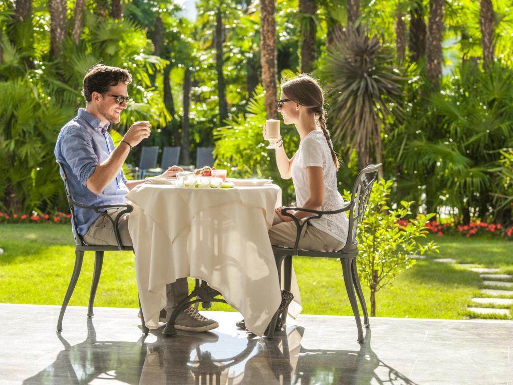 Parc Hotel Flora Riva del Garda, Italy