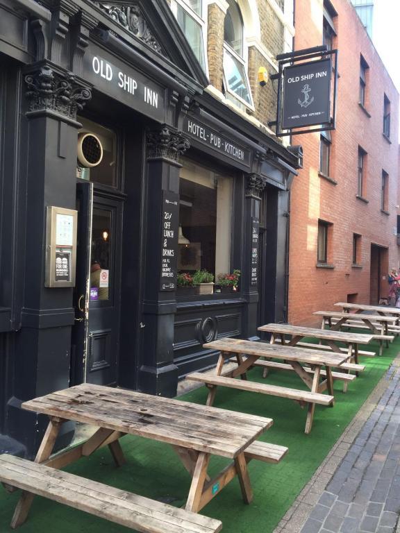Old Ship Inn Hackney in London, Greater London, England