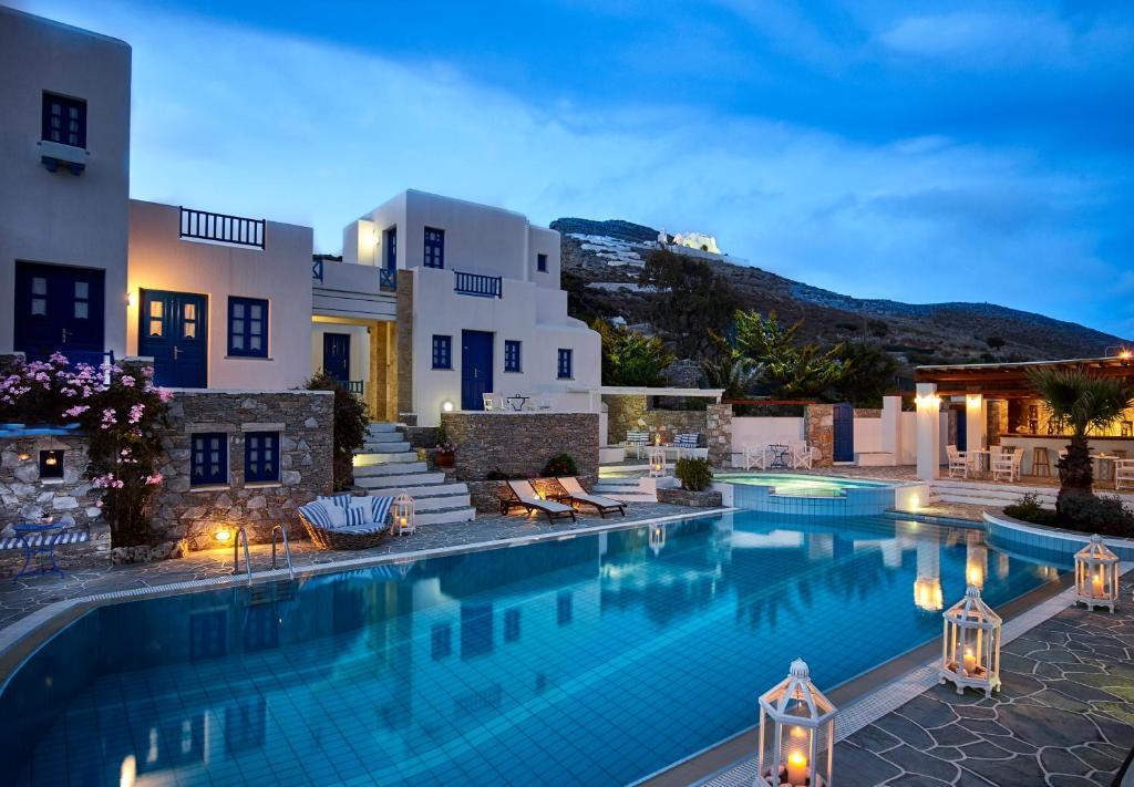 Folegandros Apartments Chora Folegandros, Greece