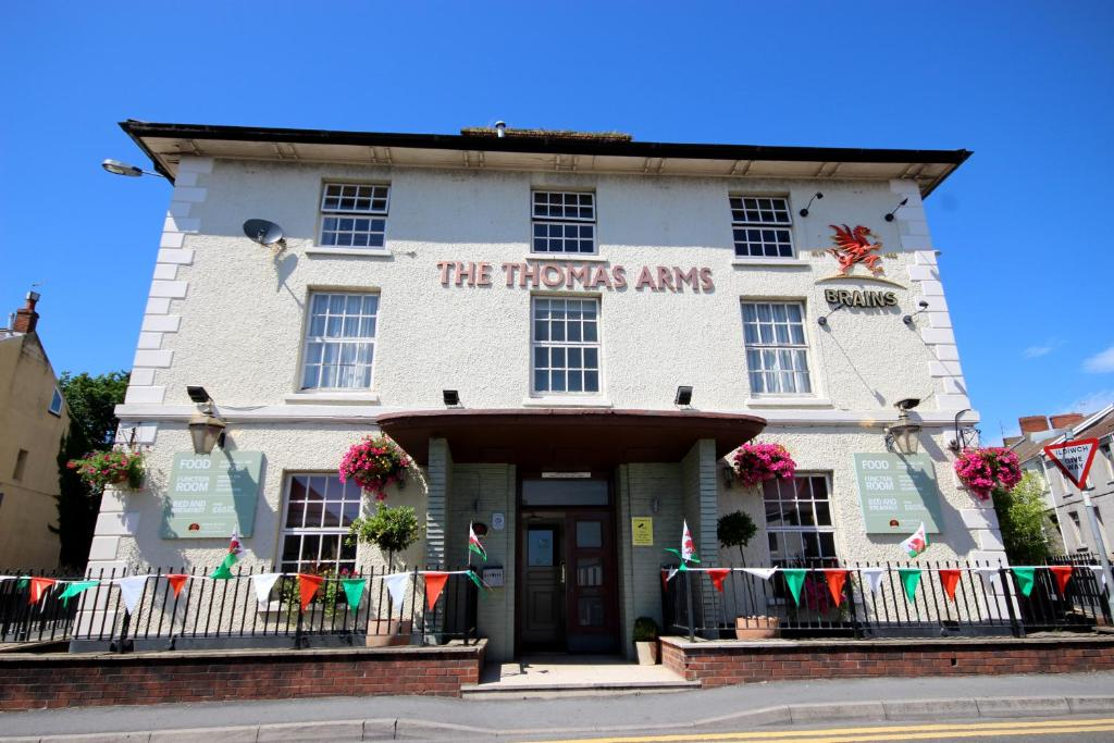 Thomas Arms Hotel - Laterooms