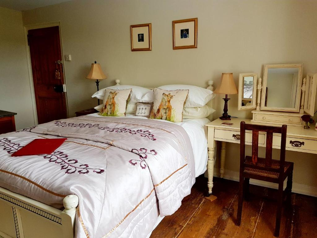 Trenethick Farmhouse Bed and Breakfast - Laterooms