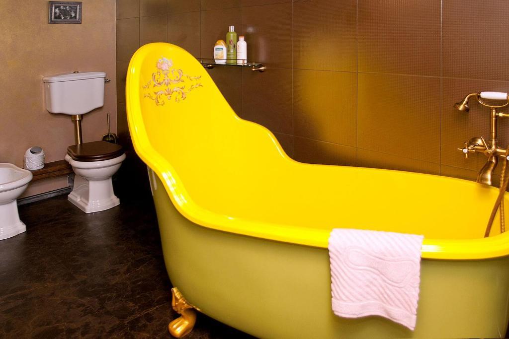 Ванная комната в Holiday House
