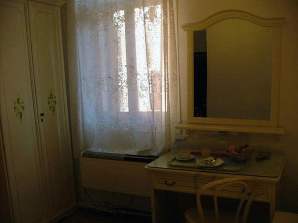Salle de bains dans l'établissement Hotel Airone