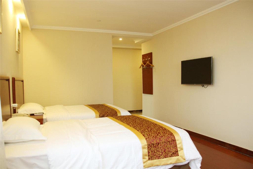 GreenTree Inn Huangshan Xiuning County Qiyun Mountain Business Hotel