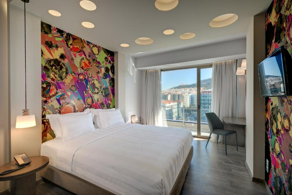 Athens Tiare Hotel - Laterooms