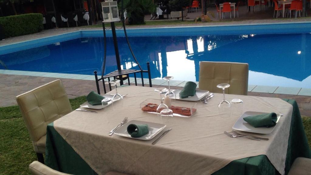Ristorante o altro punto ristoro di Agriturismo Villa Pina