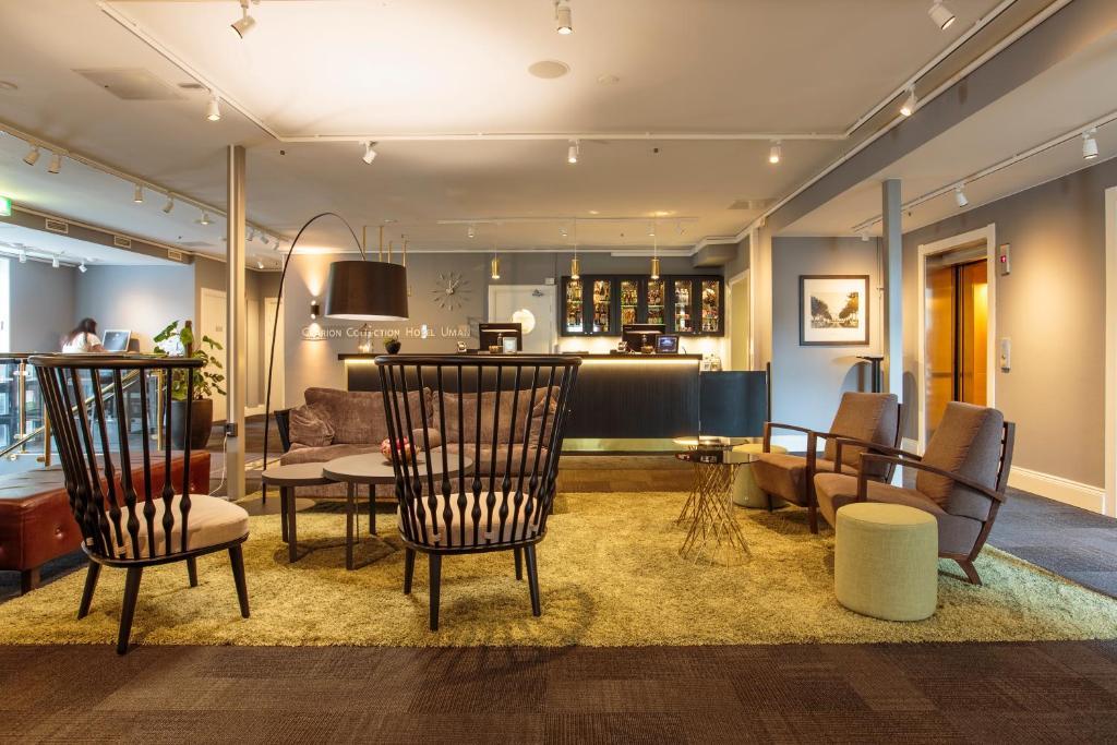 Clarion Collection Hotel Uman Umea, Sweden