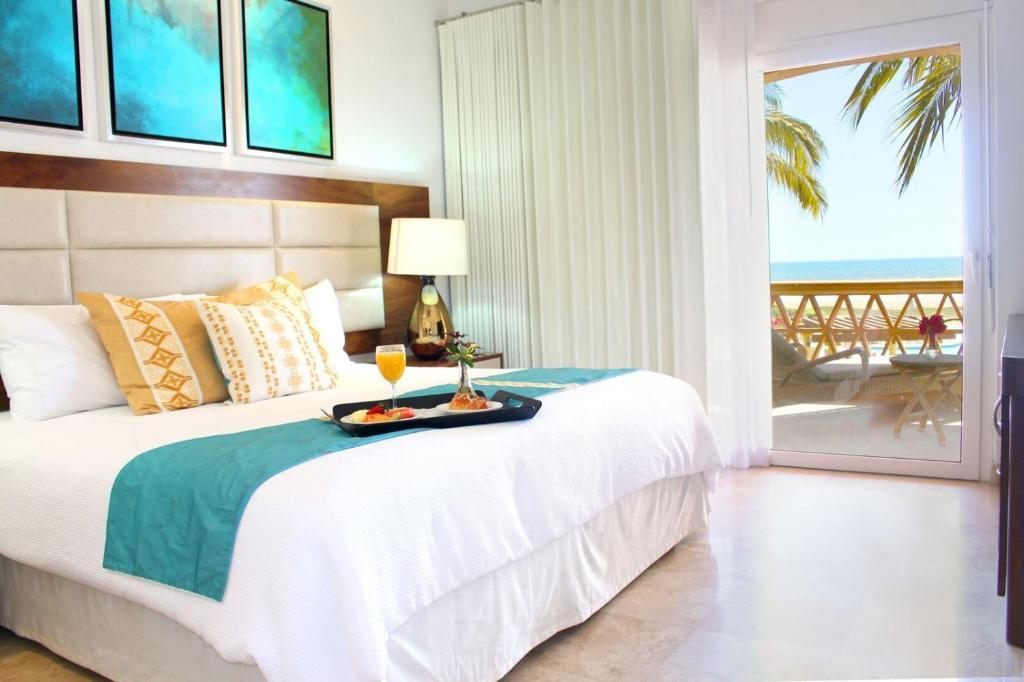 A room at the Las Villa Spa & Golf Resort.