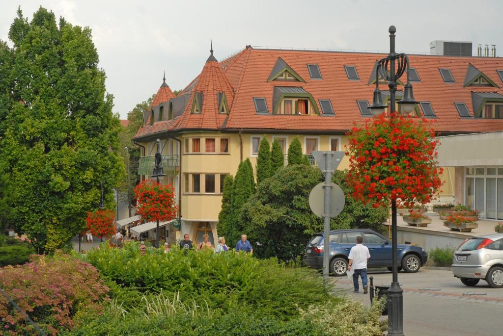 Hotel Kalma superior Heviz, Hungary
