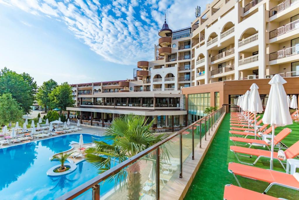 Club Calimera Imperial Resort Sunny Beach, Bulgaria