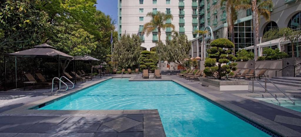 The swimming pool at or near Hyatt Regency Sacramento