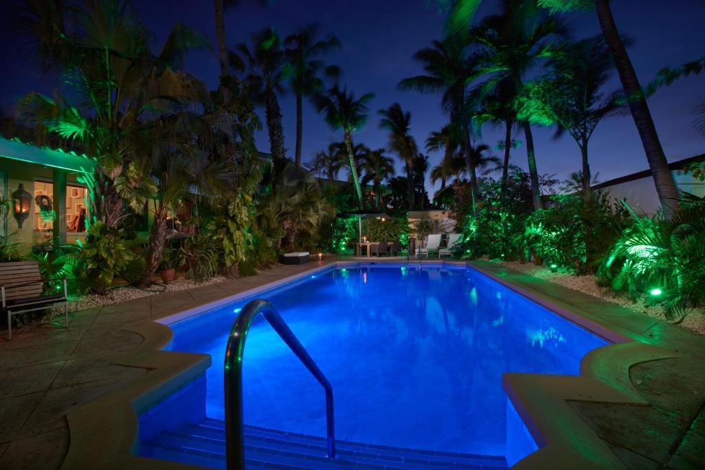 Het zwembad bij of vlak bij Paradera Park Aruba