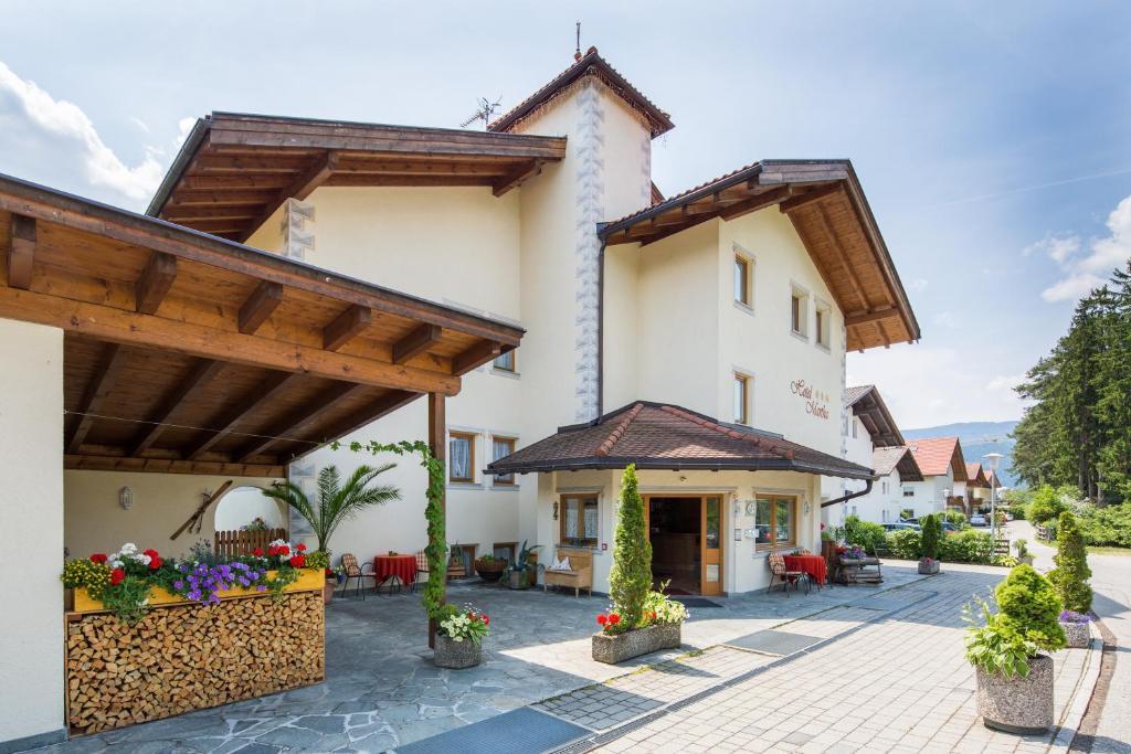 Hotel Martha Brunico, Italy